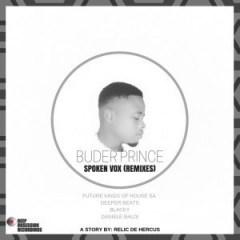 Buder Prince - Spoken Vox (Future Kings  of House SA Digital Mix)